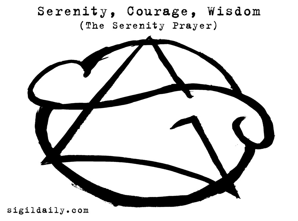 What are the symbols of wisdom, compassion and mercy? - Quora  Godly Boldness Symbol