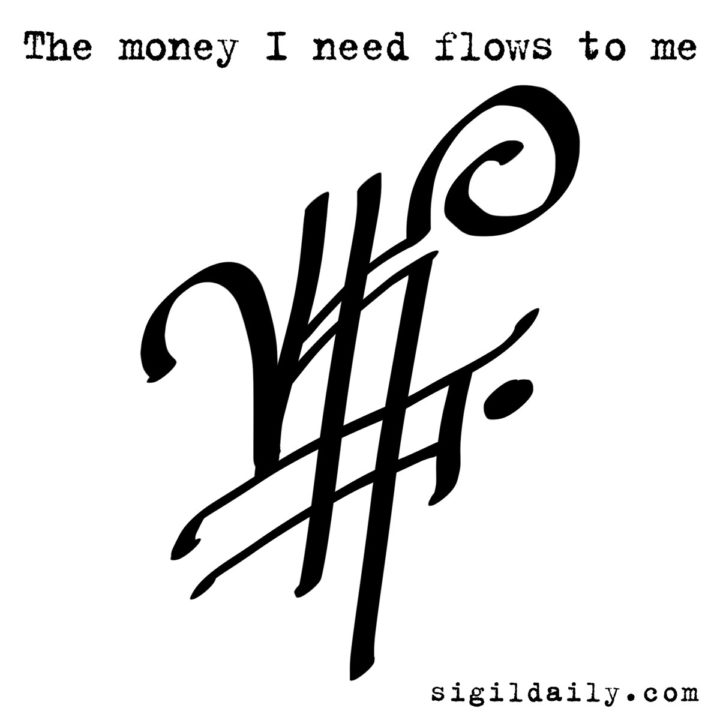 """""""The money I need flows to me"""""""