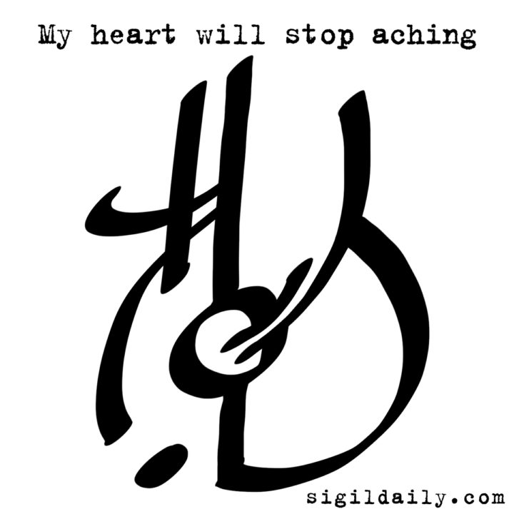 Sigil - My heart will stop aching